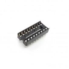 Socket IC 18 Pin