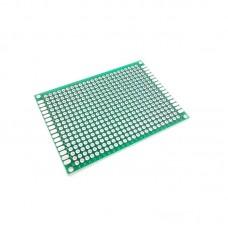 PCB Lubang Dua Layer 5 x 7