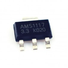 IC Regulator 3.3V AMS1117