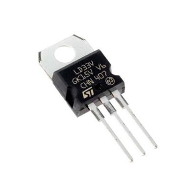 IC Regulator 3.3V LD1117V33 (LD33V)