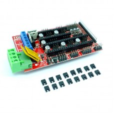 RAMPS 1.4 3D Printer Shield Reprap