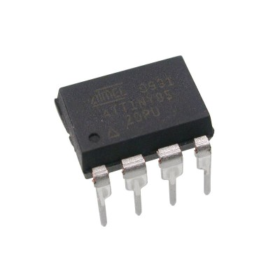 Chip ATTiny85-20PU