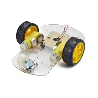 Chasis Robot 3 Wheel