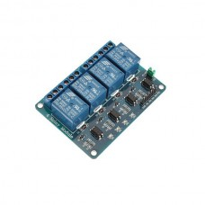Modul Relay 4 Channel Arduino