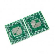 TQFP 32-100 Socket Adapter PCB Plate